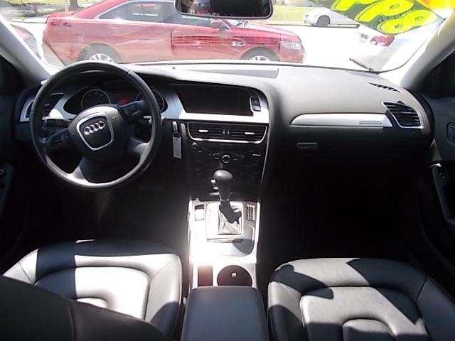 2009 Audi A4 AWD 2.0T quattro Premium 4dr Sedan 6A