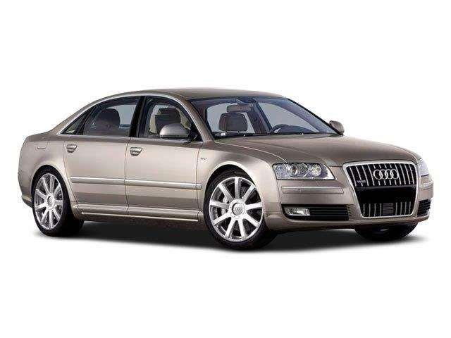 2008 Audi A8 L AWD quattro 4dr Sedan