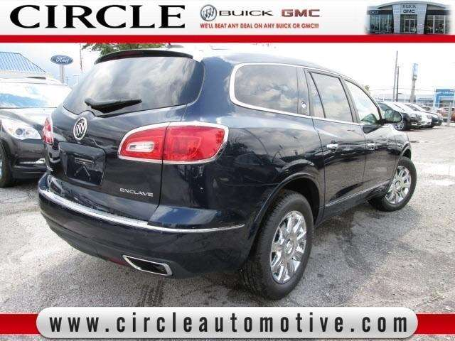 2017 Buick Enclave Leather 4dr SUV