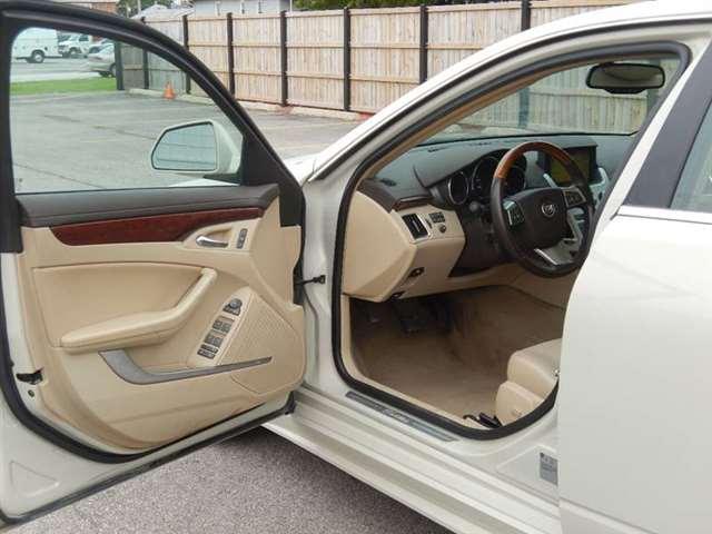 2010 Cadillac CTS AWD 3.6L V6 Premium 4dr Sedan