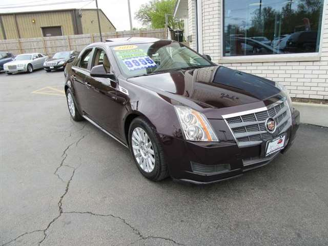 2010 Cadillac CTS AWD 3.0L V6 Luxury 4dr Sedan