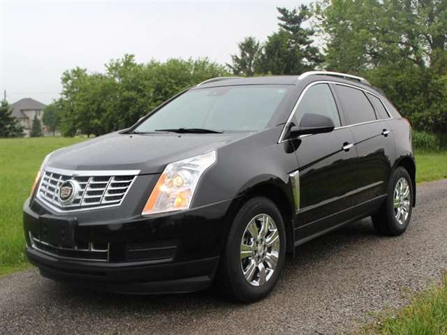 2014 Cadillac SRX AWD Luxury Collection 4dr SUV