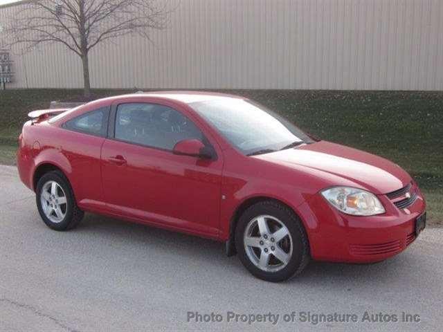2009 Chevrolet Cobalt 2dr Coupe LT w/1LT