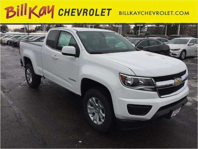 2017 Chevrolet Colorado 4x2 LT 4dr Extended Cab 6 ft. LB
