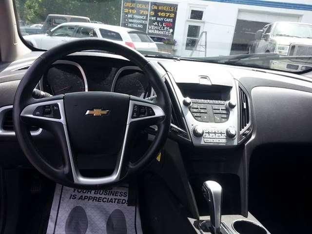2010 Chevrolet Equinox LTZ 4dr SUV