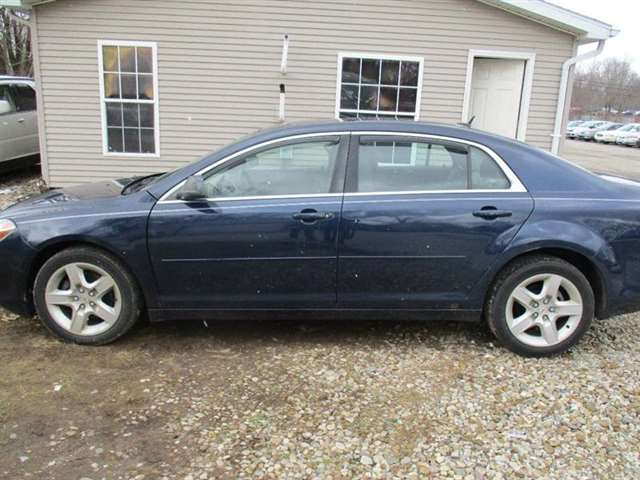 2009 Chevrolet Malibu LS 4DR Sedan