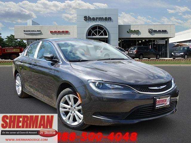 2017 Chrysler 200 LX 4dr Sedan