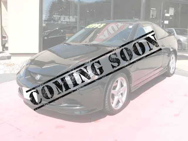 Acura TSX 6-speed MT with Navigation Sys