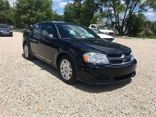 2014 Dodge Avenger SE 4dr Sedan
