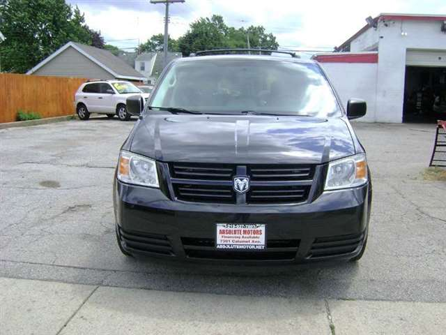 2010 Dodge Grand Caravan SE 4dr Mini-Van