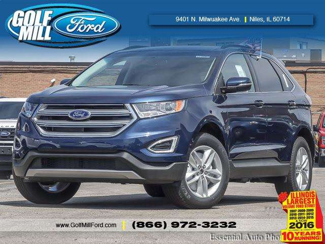 2017 Ford Edge SEL AWD 4dr SUV
