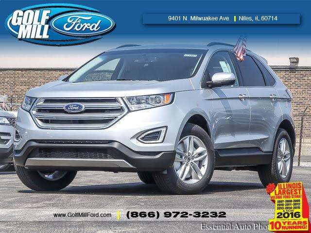 2017 Ford Edge AWD SEL 4dr SUV