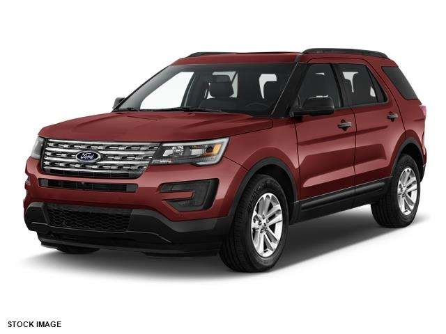 2017 Ford Explorer AWD 4dr SUV
