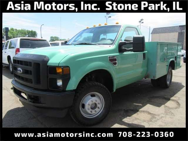 2008 Ford F-350 Super Duty XL DRW 4WD