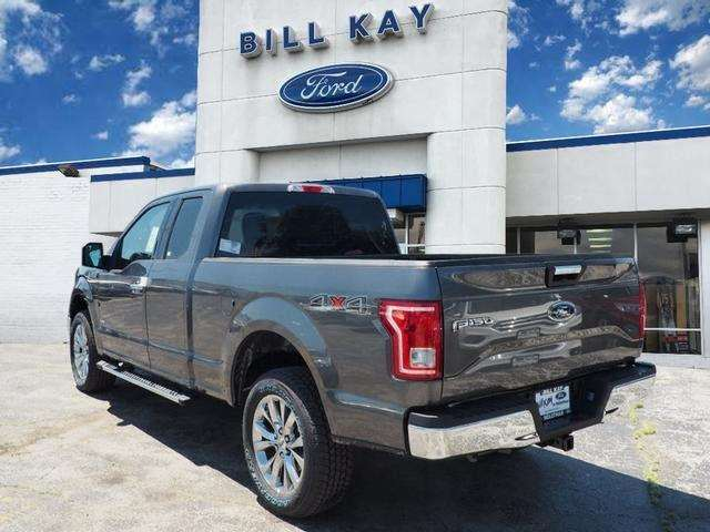 2017 ford f 150 4x4 xlt 4dr supercab 6 5 ft sb details midlothian il 60445. Black Bedroom Furniture Sets. Home Design Ideas