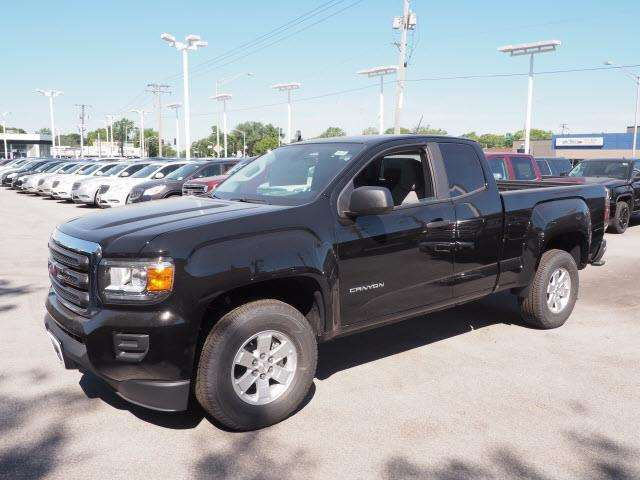 2017 GMC Canyon 4x2 4dr Extended Cab 6 ft. LB
