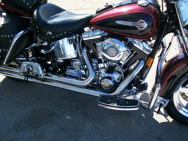 2002 Harley Davidson Heritage Softtail