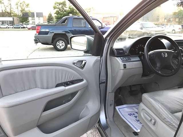 2006 Honda Odyssey EX-L 4dr Mini-Van w/DVD