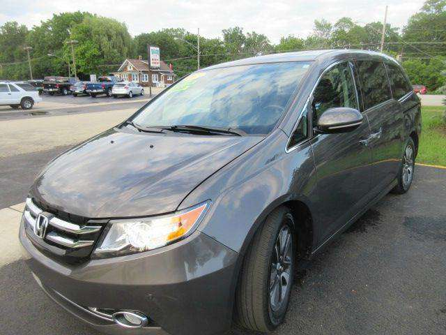 2015 Honda Odyssey Touring 4dr Mini-Van