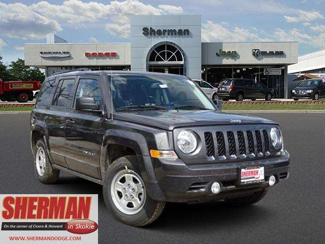 2017 Jeep Patriot Sport 4dr SUV