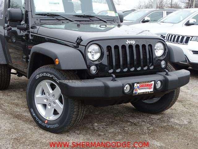 2017 Jeep Wrangler Details Skokie Il 60077