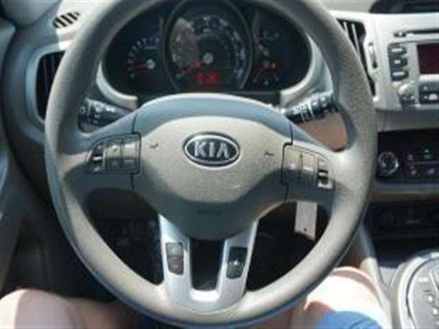2012 Kia Sportage AWD LX 4dr SUV