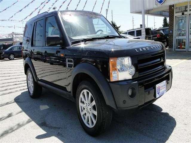 2007 Land Rover LR3 V8 SE 4dr SUV 4WD