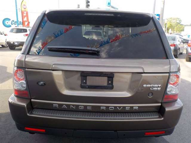 2010 Land Rover Range Rover Sport 4x4 HSE 4dr SUV