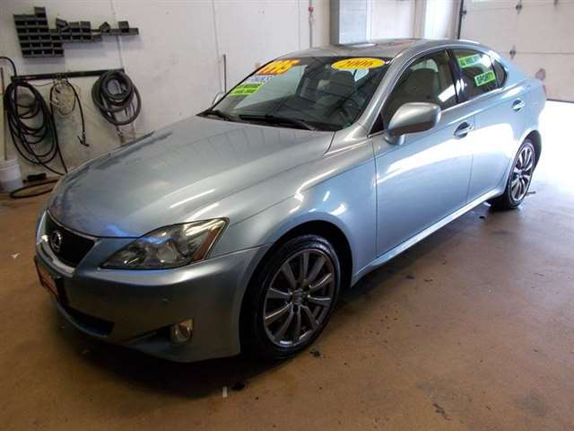 2006 Lexus IS 250 AWD 4dr Sedan