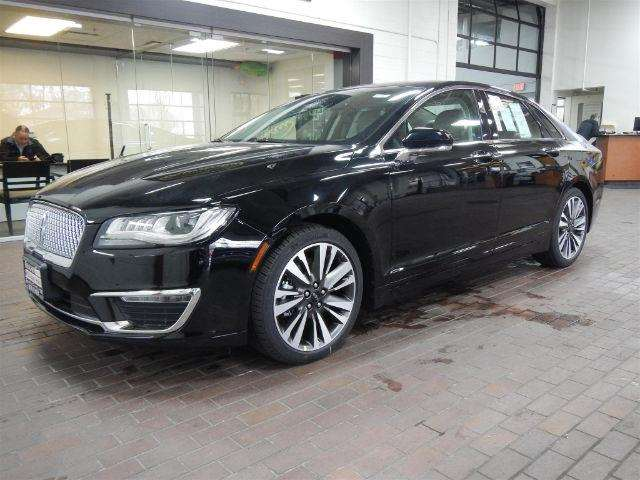 2017 Lincoln MKZ AWD Reserve 4dr Sedan