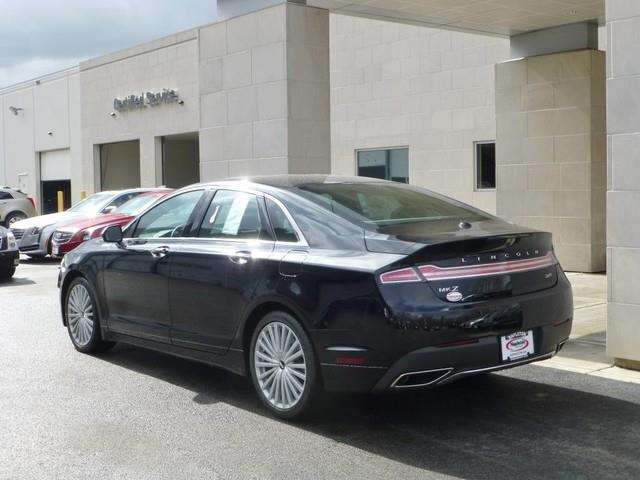 2017 Lincoln Mkz Reserve 4dr Sedan Details Calumet City