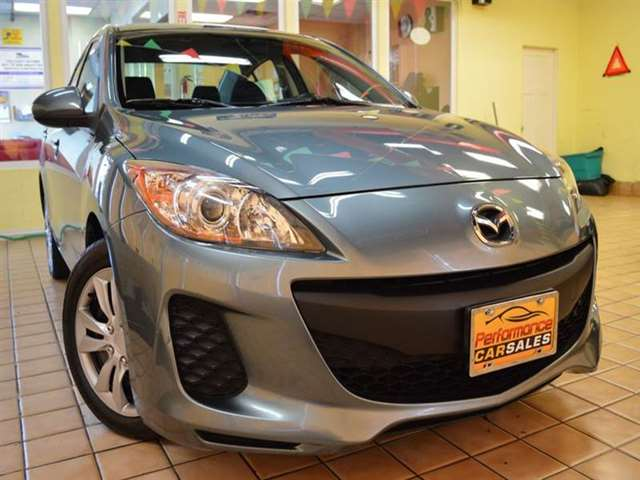 2013 Mazda Mazda3 i SV 4dr Sedan 5A