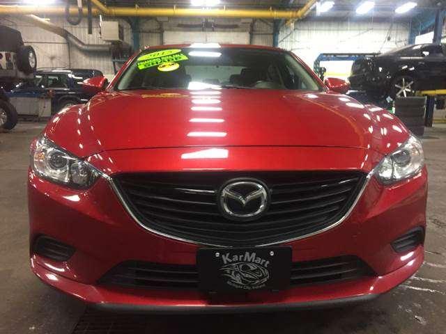 2015 Mazda Mazda6 i Sport 4dr Sedan 6A