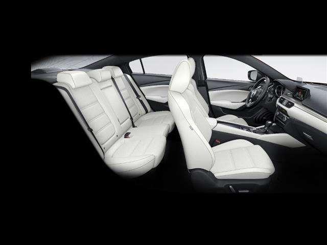 2017 Mazda Mazda6 Sport 4dr Sedan 6A