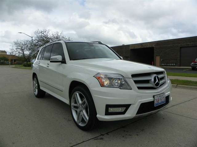 2011 Mercedes-Benz GLK AWD GLK 350 4MATIC 4dr SUV
