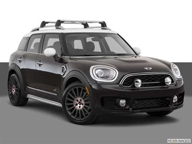 2017 Mini Countryman AWD Cooper S ALL4 4dr Crossover