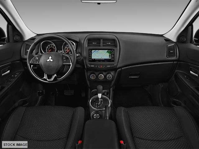 2017 Mitsubishi Outlander Sport 2.4 SE 4dr Crossover