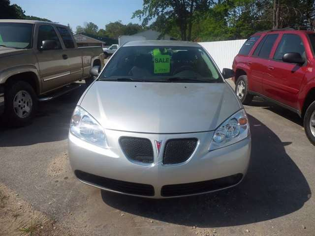 2007 Pontiac G6 4dr Sedan