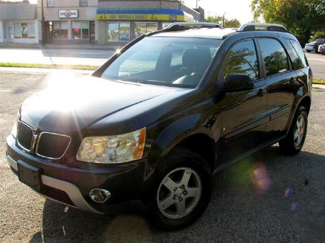 2007 Pontiac Torrent AWD 4dr SUV