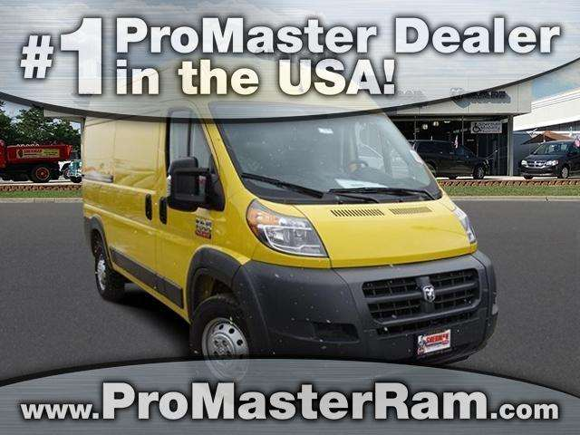 2017 RAM ProMaster Cargo 1500 136 WB 3dr High Roof Cargo Van