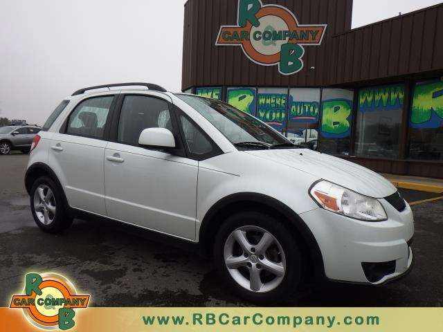 2009 Suzuki SX4 Crossover Man Technology Pkg AWD