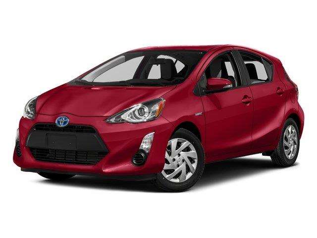 2017 Toyota Prius c One 4dr Hatchback