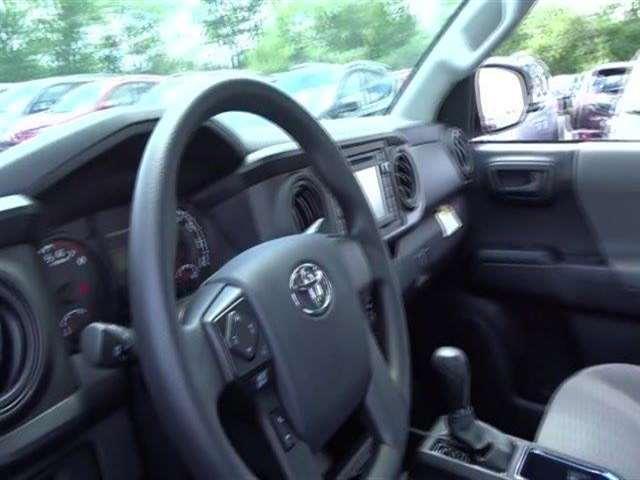 2017 Toyota Tacoma SR Access Cab
