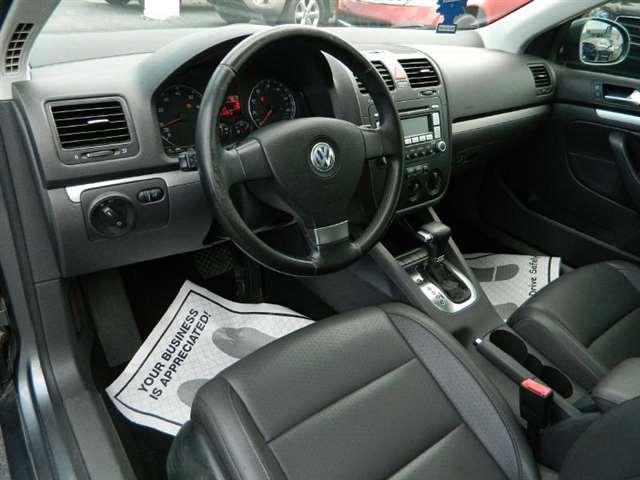 2009 Volkswagen Jetta Wolfsburg Edition 4dr Sedan 6A