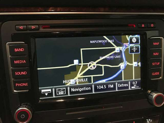 2012 Volkswagen Passat SEL 4dr Sedan 6A w/ Premium Package